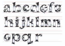 developing a typeface ncsamyscott
