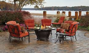 5 Pc Patio Dining Set - red river 5 pc outdoor dining set with fire pit the dump