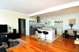 kitchen living space ideas open living room ideas small living room with open kitchen ideas and