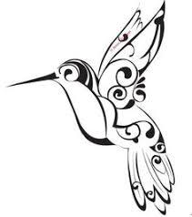 hummingbird and a flower tattoo tattoos pinterest flower
