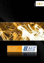 sce gas spares catalogue by exa business technology issuu