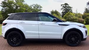 lamb land rover used land rover range rover evoque 2 0 si4 hse dynamic lux 5dr