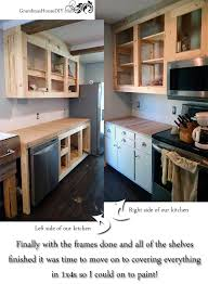Design Own Kitchen How To Diy Build Your Own White Country Kitchen Cabinets