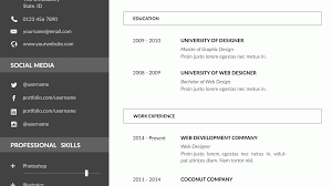pages resume templates free resume template pages page or resumes 1 one doc