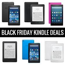 black friday kindle deals and cyber monday sales 2017