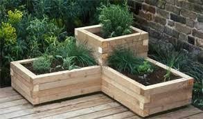 Diy Patio Planter Box 10 Diy Outdoor Projects Outdoor Projects Outdoor Tables And Decking
