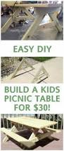 Plans For Making A Round Picnic Table by 103 Best Outdoor Area Images On Pinterest Woodwork Tables And