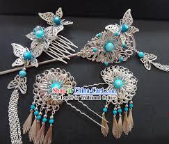 handmade hair accessories ancient handmade hair accessories set for women