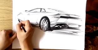 lamborghini front drawing how to draw the lamborghini huracan autoevolution