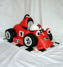 roary racing car cakecentral
