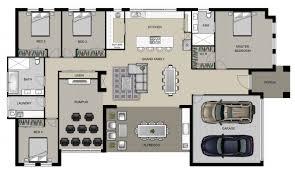 manhattan homes single storey homes