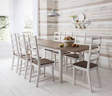 white dining table with bench dining table and bench set ebay