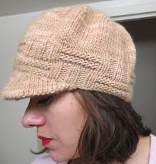 free pattern newsboy cap anja s hat pattern by karina maza gildea newsboy cap cap and easy