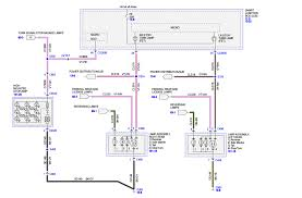 2009 ford flex fan 2011 ford flex wiring diagram wiring diagrams
