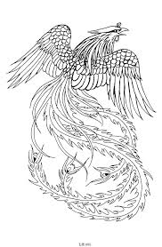 phoenix tattoo pattern in 2017 real photo pictures images and