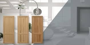 porte in legno massello porte legno massello 100 su misura per interni fai da te doorself