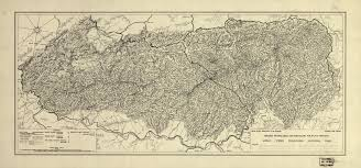 Topography Map File Great Smoky Mountain National Park Topo Map 1935 Jpg
