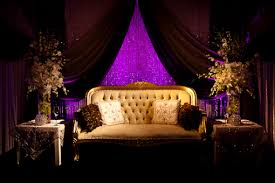 white gold and purple wedding abi s a lot of activities are involved in the wedding