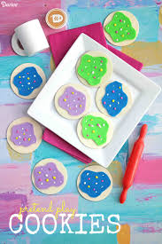 cookie craft pretend play activity for kids darice