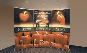 table top banners for trade shows tabletop banner stands pop up banner stands exalt banner stand