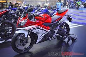 honda r150 price yamaha r15 with aho launched in india price same as before