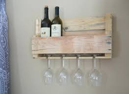buffet table wine rack upcycled wooden wine rack with glass