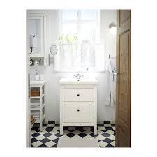 Ikea Hemnes Bathroom Vanity Hemnes Sink Cabinet With 2 Drawers Black Brown Stain 31 1 2x18