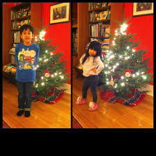 jennifer cho salaff o christmas tree