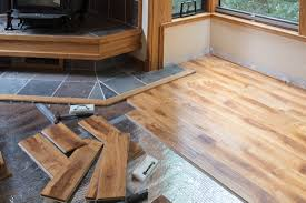 How To Lay Laminate Hardwood Flooring Living Room Diyz
