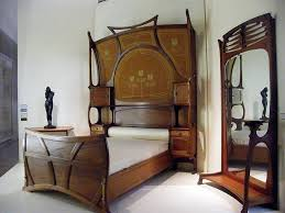 Best BF Art Nouveau Furniture Images On Pinterest Art - Art nouveau bedroom furniture