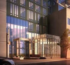 Comfort Suites Manhattan Ny Embassy Suites By Hilton Tops Out First Hotel In Midtown Manhattan