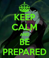 Be Prepared Meme - be prepared disney pinterest disney villains disney stuff and