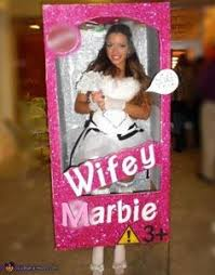 Barbie For Halloween Costume Ideas Pink And Sparkly Barbie In A Box Halloween Costume