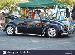 black volkswagen bug black classic vw beetle cabrio stock photo royalty free image