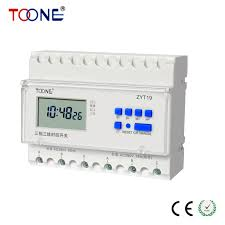 3 phase fan controller a genuine zyt19 three phase pump timing switch aerator timer 380v