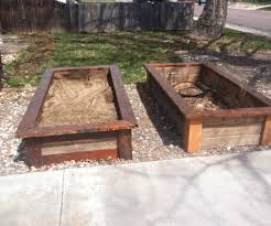 raised bed planter boxes 5 steps with pictures