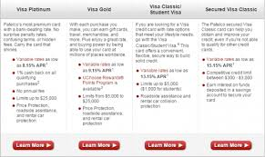 patelco credit union credit card how to apply bank online