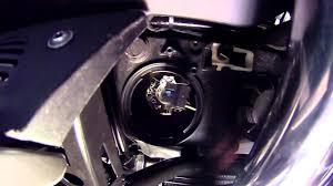 bmw motorcycle change bmw r1200 rt headlight change