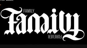 jan 7th family forever ambigram tattoos