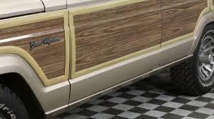 1989 jeep wagoneer 1989 jeep grand wagoneer for sale youtube