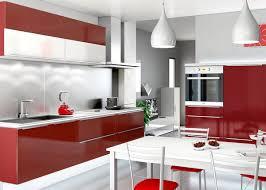 cuisine blanche brillante cuisine blanche et idées shopping déco clem