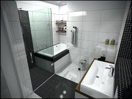 white and black octagon porcelain tile dining room floor sticker
