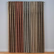Sears Window Treatments Clearance by Regal Home Window Curtain Panel Pleated