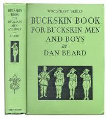 American Woodcraft Furniture Lot Detail Dan Beard U0027 U0027buckskin Book U0027 U0027 Signed 1929 Boy Scouts