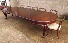 3 Metre Dining Table Antique Furniture Warehouse 3 Metre Antique Dining Table 11ft