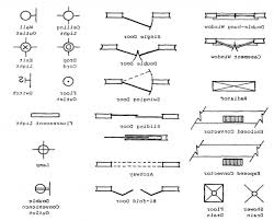architecture floor plan symbols floor plan symbols door architecture buildings and floor plan
