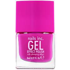 nails inc gel effect polish downtown reviews free shipping
