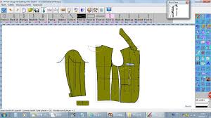 pattern and grading software winda cad for pattern design youtube