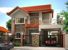Philippines Modern House Modern Contemporary House In General