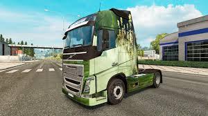 truck volvo skin for truck volvo for euro truck simulator 2